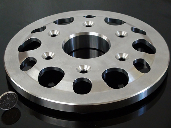 CNC Milling Precision-Components-UK