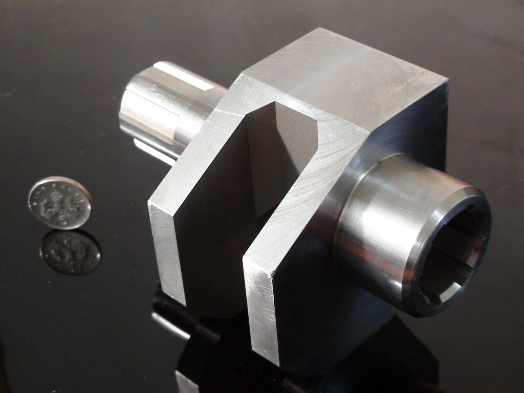 CNC turning Complex-Component-Machining