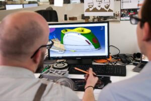 CAD/CAM software: How it aids precision engineering